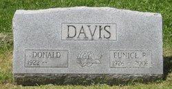 Eunice Janet <i>Reid</i> Davis
