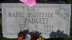 Mabel <i>Royal Hostetter</i> Padgett