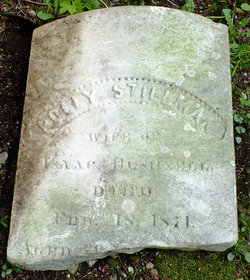 Polly <i>Stillman</i> Bushnell