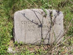Clyde Burr Amos
