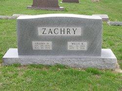 Willis Knox Zachry
