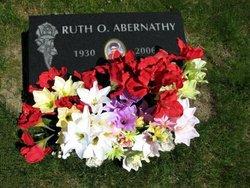 Ruth O Abernathy