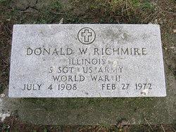Donald W. Richmire