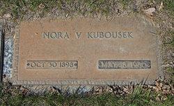Nora V. Kubousek
