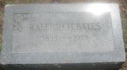 Raleigh H. Bates