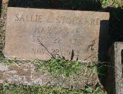 Sallie Lutterloh <i>Stockard</i> Hargrove