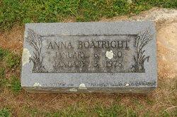 Anna Neosho <i>Stansell</i> Boatright