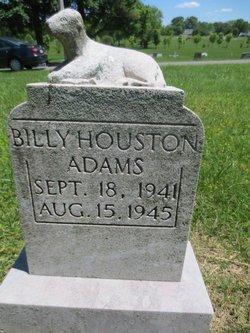 Billy Houston Adams
