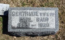 Gertrude Bair