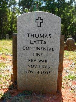 Thomas Latta
