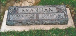 Mary Alma <i>George</i> Brannan