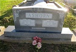 Bertha <i>Machinsky</i> Ashorn