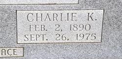 Charlie Kinchon Carter