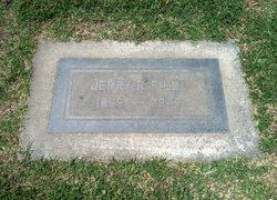 Jeremiah Rainey Jerry Field