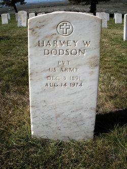 Harvey W. Dodson