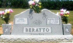 Martha Ellen <i>Owens</i> Beratto