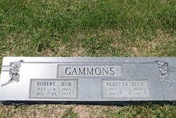 Robert Harrison Gammons
