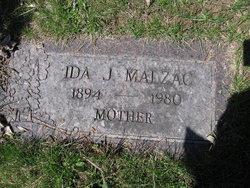 Ida Josephine <i>Ralph</i> Malzac