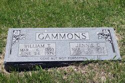 William Theophye Gammons