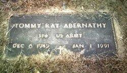 Tommy Ray Abernathy
