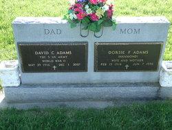 Dorsie F. <i>Hammond</i> Adams