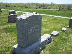Mary Jane <i>King</i> Adams