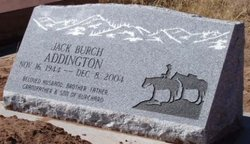 Jack Burch Addington