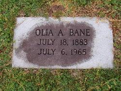 Olia A Bane