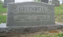 Mary Elizabeth <i>Rhodes</i> Greenwell