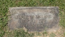 George Washington McLane