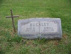 Mary Elizabeth <i>Beckwith</i> Buckley