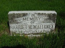 Harriet M <i>Botkin</i> Mallonee