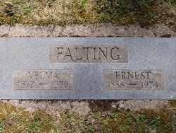 Velma Irene <i>LaCount</i> Falting