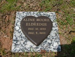 Aline Elizabeth <i>Moore</i> Eldredge