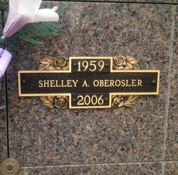 Shelly A Reed Oberosler