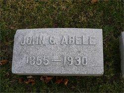 John G Abele