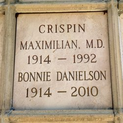 Bonnie <i>Danielson</i> Crispin