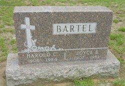 Harold Chester Bartel