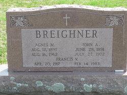 Agnes Marie <i>Sponseller</i> Breighner