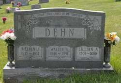 Walter A Dehn