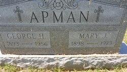 George H Apman