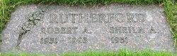 Robert Allen Bob Rutherford