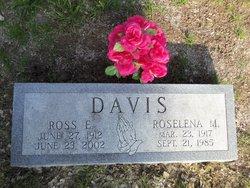 Rosalena M. <i>Petersen</i> Davis