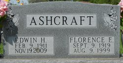Florence E. Ashcraft