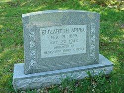 Elizabeth Appel