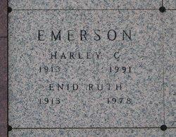 Harley C Emerson