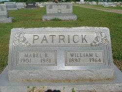 Mabel B Patrick