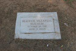 Beatrice <i>Villareal</i> Elizaldi