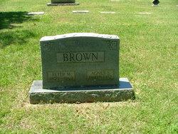 Agnes S. <i>Shepherd</i> Brown