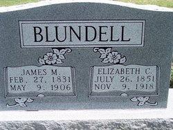 Elizabeth C <i>Arnold</i> Blundell
